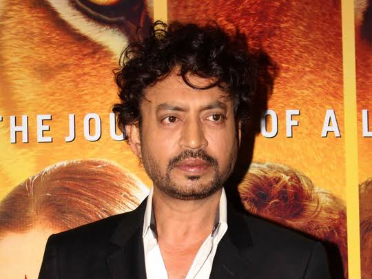 Irfan khan A Bollywood Star died from Cancer in Mumbai