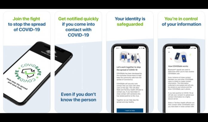 NHS Contact-tracing App: Trial in Isle of Wight