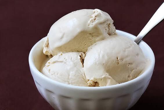 Earl grey Ice-cream