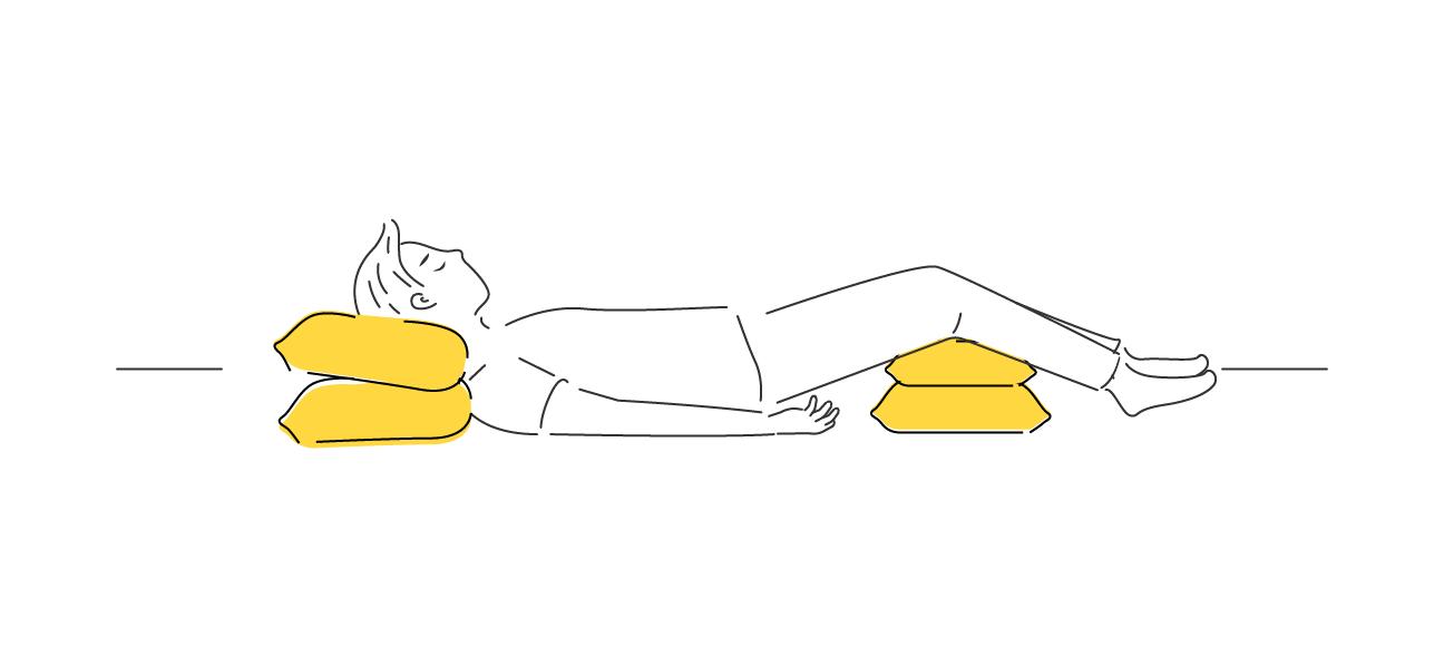 Sleeping Straight: