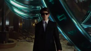 The film is based on the 2001 novel of the same name and follows the adventures of Artemis Fowl II