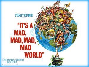 Dhmaal (2007)- Its Mad, Mad, Mad, Mad World (1963)