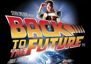 Action Replay (2010)- back to The Future (1985)
