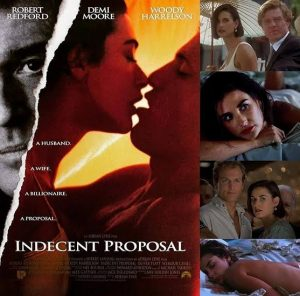 Hate Story 3 (2015)- Indecent Proposal (1993)