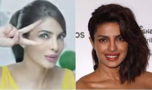 So, I started applying fairness products on my face to get the complexion changed, Priyanka said.