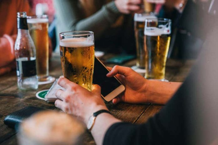 Smartphones Can Detect  If You Are Drunk