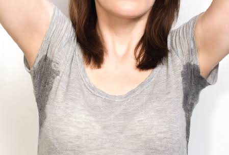 Prevention From Sweaty Armpit Marks On Your Clothes