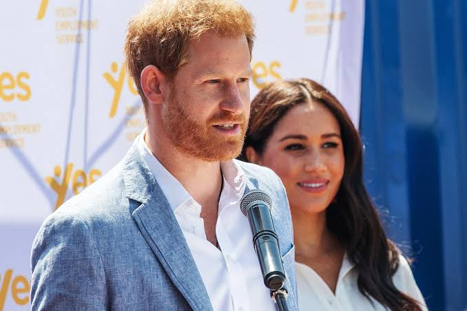Prince Harry Talked About Systemic Racism