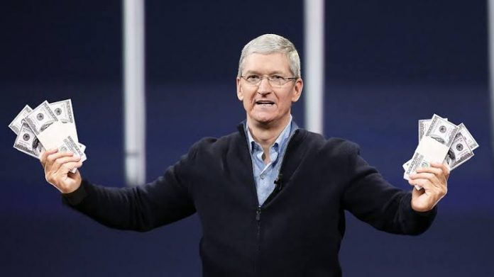 Tim Cook Has Become Member Of Billionaire Club, As Apple Reaches $2 Trillion Valuation