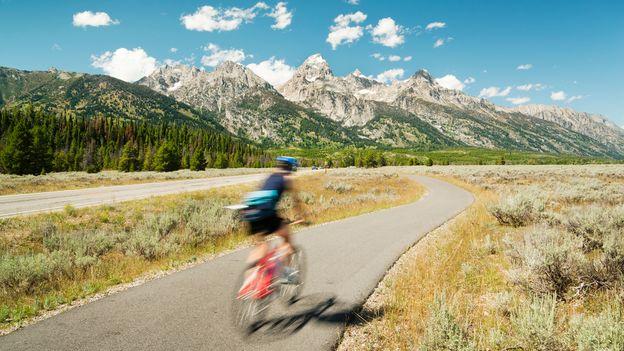 US: A New Bike Trail To Backpack