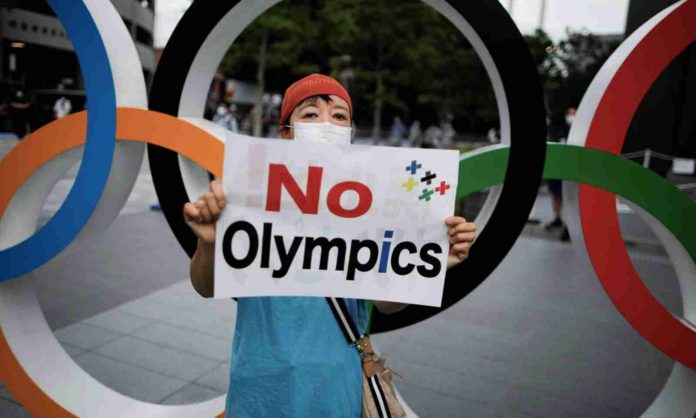 Tokyo olympics 2021 cancelled