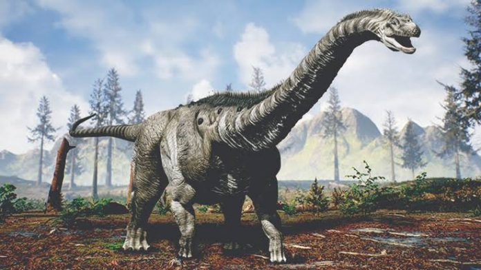 Researchers Grouped The Biggest Species of Dinosaur
